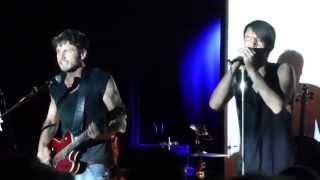 ABBY - Wings & Feathers - live STRØM Munich München 2013-10-18
