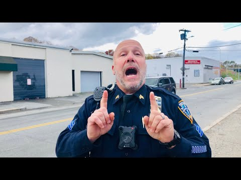 I ONLY LISTEN TO THE JUDGE! 1st amendment audit FAIL!