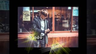 [Karaoke HD] Nụ Hôn Biệt Ly - Hồ Quang Hiếu