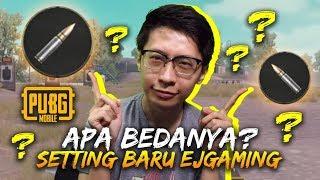 FUNGSI RAHASIA TOMBOL INI & SETTING BARU EJGAMING FULL GYRO! - PUBG Mobile Indonesia