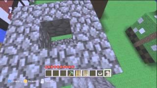 Minecraft Xbox 360 Ediтion : Schnellster Aufzug den ihr bauen könnt ;)