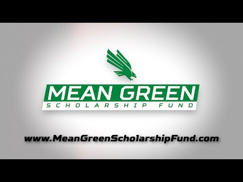 Join the Mean Green Scholarship Fund