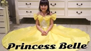 #Princess Belle -Beauty and the Beast