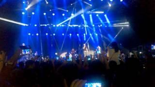 A-ha abertura Recife 08/10/2015