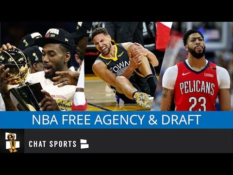 NBA Rumors Mailbag On Free Agency of Kyrie Irving, Kawhi Leonard, Klay Thompson & The 2019 NBA Draft