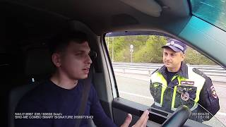 Сочи. Зачем полицейскому знание Законов, если он на посту Магри?