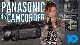 Gambar cover REVIEW: Panasonic 4k Camcorder