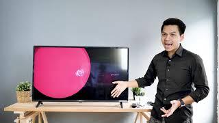 """รีวิว LG Smart TV 43"""" ตัวเล็กสเป็กอย่างจี๊ด"""