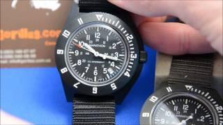 Обзор военных часов Marathon Military Navigator