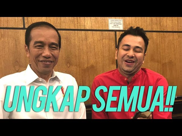 Rahasia Pak Jokowi