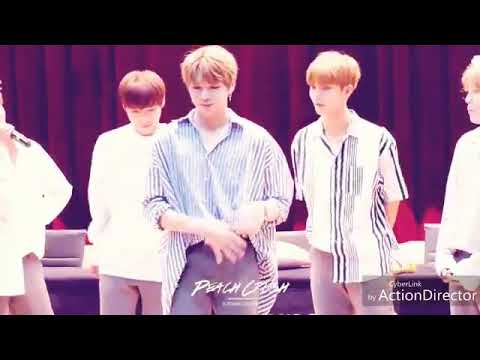 Kang Daniel WANNA ONE Cover Dance Twice