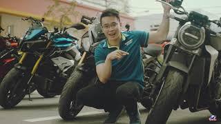 PKL - Trải nghiệm những chiếc naked 1000 cc hot nhất Việt Nam (Top 1000 cc naked bikes in Vietnam)