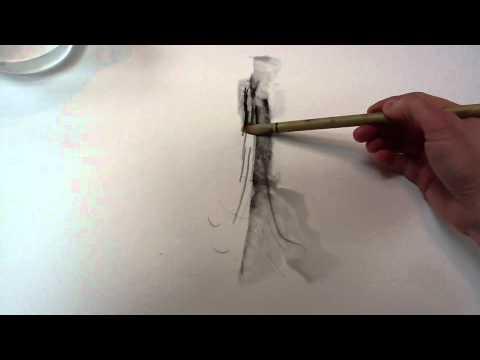 how to draw water splash