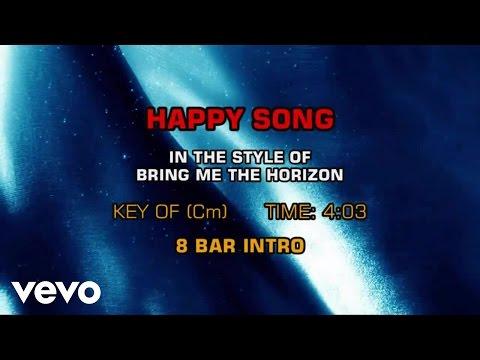 Bring Me The Horizon - Happy Song (Karaoke)