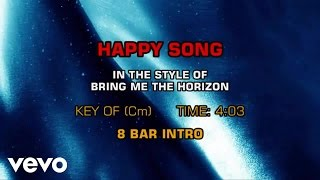 Bring Me The Horizon - Happy Song (Karaoke)