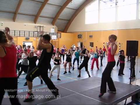 Zumba Poland – A Sunday Morning Zumba Party In Warsaw