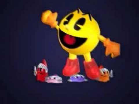 Pac-Man Adventures in Time