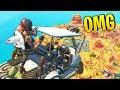 FUNNIEST GOLF KART PLAYS! | Fortnite Best Moments #38 (Fortnite Funny Fails & WTF Moments)
