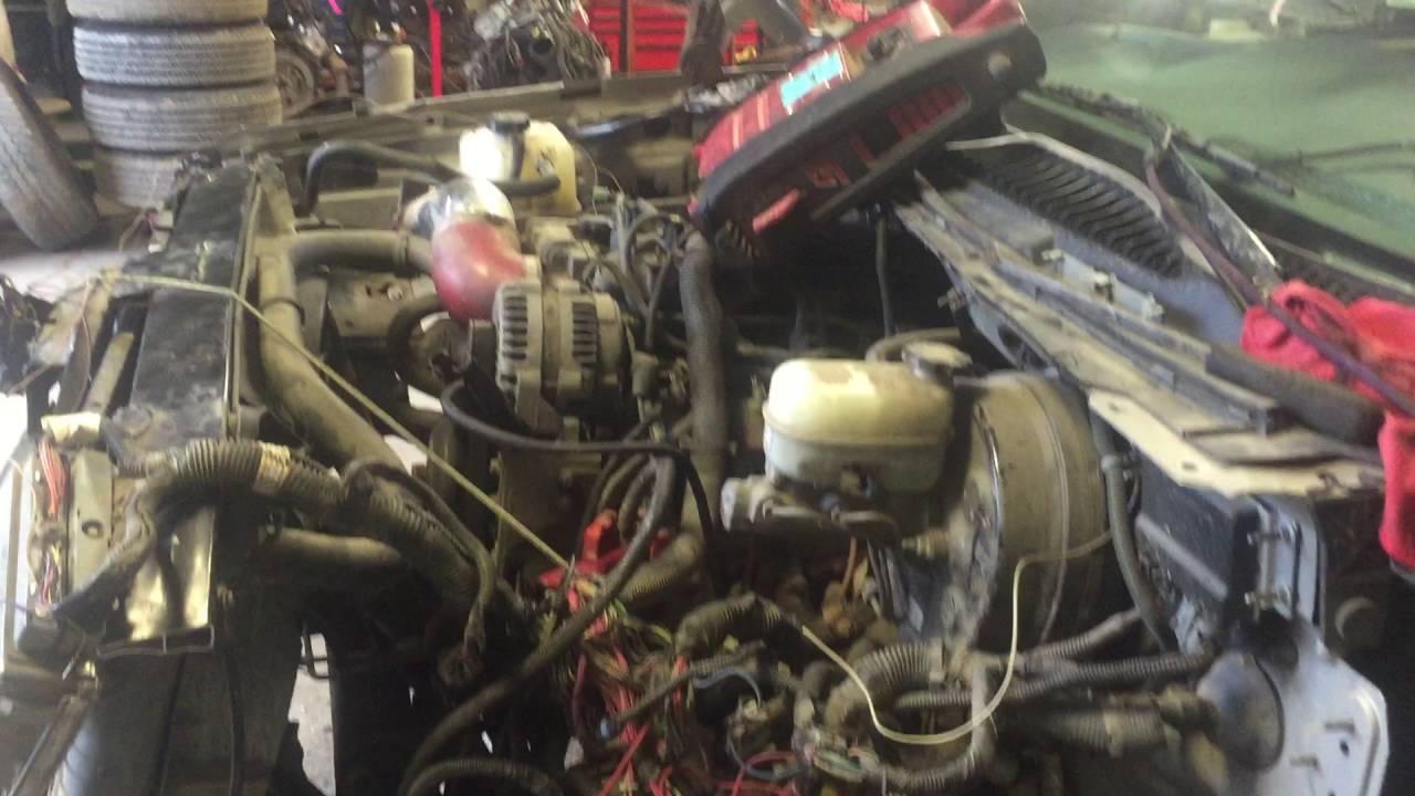 All Chevy 5.3 chevy horsepower : STOCK # 161140 '05 Chevy Silverado LS 5.3 L33 310 HP 164K Miles ...