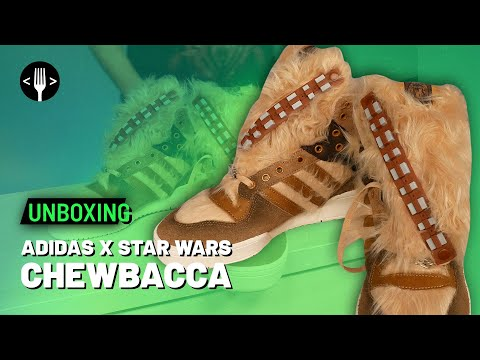 Adidas Star Wars Chewbacca: Unboxing en español