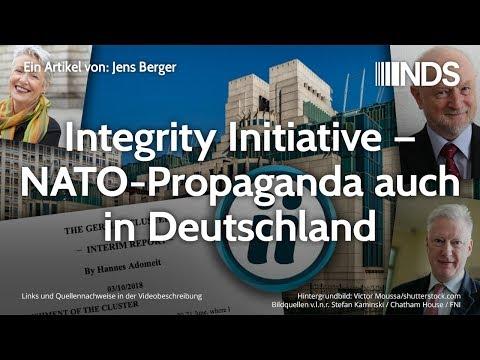 Integrity Initiative – NATO-Propaganda auch in Deutschland | Jens Berger | NachDenkSeiten-Podcast