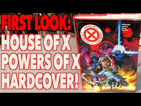 first-look:-house-of-x:powers-of-x-hardcover!