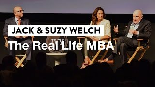 How Great CEOs Lead | Jack & Suzy Welch