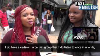 Easy English 27 - Namibian Music