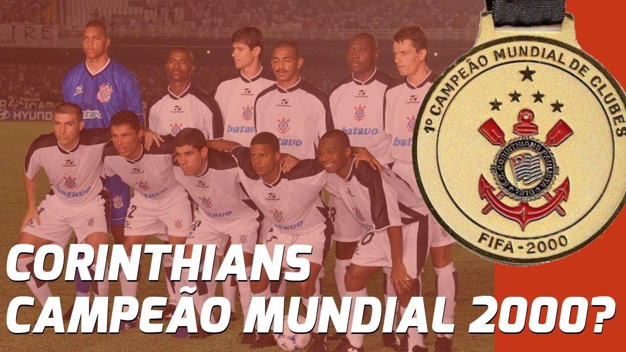 Corinthians Campeão Mundial De Clubes 2000 Arena Geral
