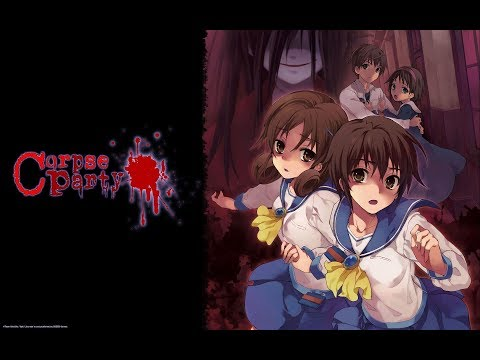 Weekend Full Playthrough - Corpse Party [2/2]