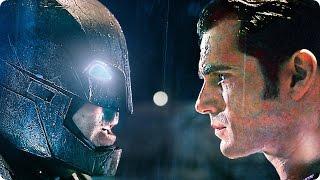 BATMAN VS SUPERMAN: DAWN OF JUSTICE Trailer Comic Con German Deutsch Untertitel (2016)