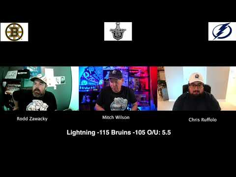 Boston Bruins vs Tampa Bay Lightning 8/23/20 NHL Pick and Prediction Stanley Cup Playoffs
