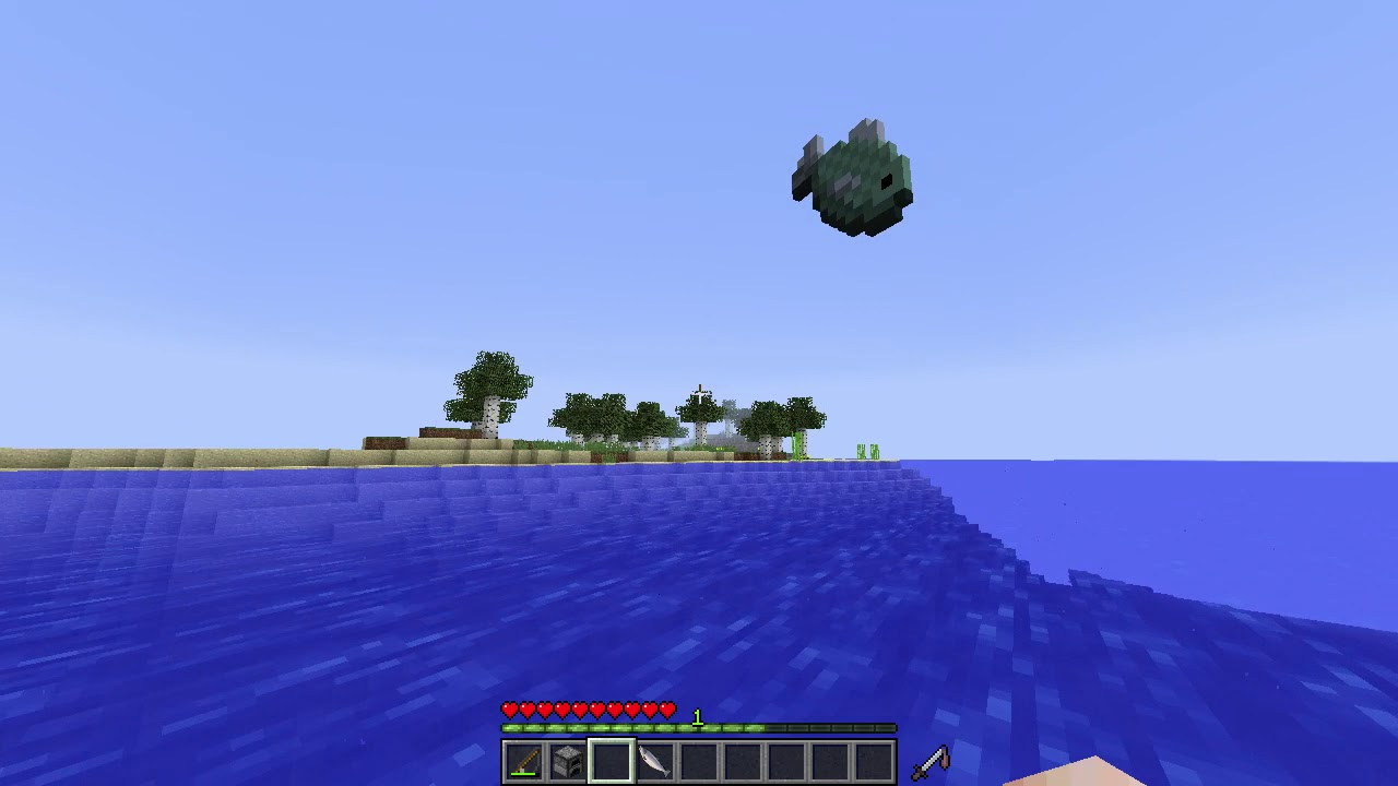 Aquaculture Mod 11221112 is an expansion of Minecrafts base fishing system It allows you to catch over 30 new fish with a brand new series of rods a