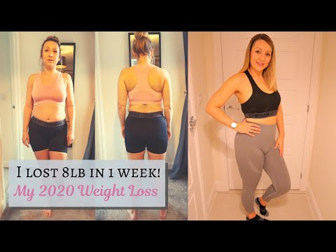 My Weight Loss Kick Start 2020! | Life After Slimfast | Before & After Weight Loss