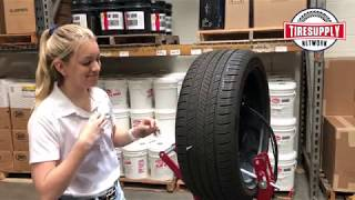 Tire Supply Network | How to Repair a Tire Properly with Amy