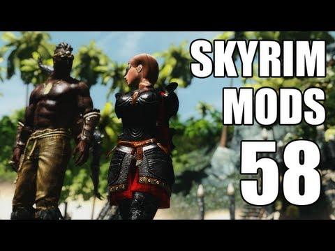 Skyrim Mods - Week #58: Skyrim Slavery, Pirates of the