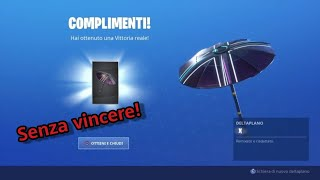 [Patched] How to have the umbrella of Season 10! (Without winning) Fortnite #20