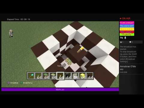 Minecraft city building