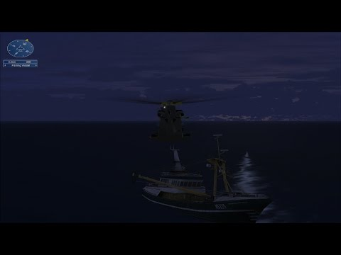 FSX Mission - Baltic Sea Rescue (uncut)