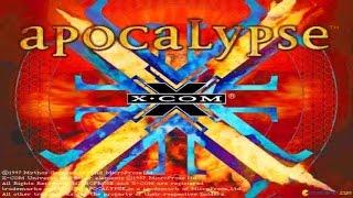 X-COM: Apocalypse gameplay (PC Game, 1997)