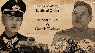 FOW Battle report, Battle of Orsha. 3000 Total war
