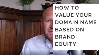 How valuable is a domain to a brand?