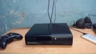 Xbox 360 4gb slim e console