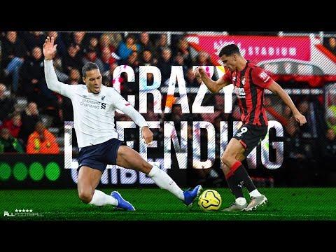 Crazy Football Defensive Skills & Tackles - 2020 | HD
