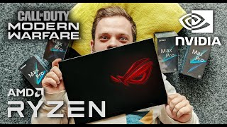 Call Of Duty: Modern Warfare на AMD Ryzen 7 + 1660 TI?  + КОНКУРС!