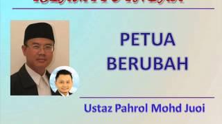 Gambar cover Ustaz Pahrol Mohd Juoi - PETUA BERUBAH