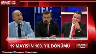 Büyüteç-18 Mayıs 2019-Can Karadut-İlker Güven-Ertuğrul Sertbaş-Mustafa Solak-Ulusal Kanal