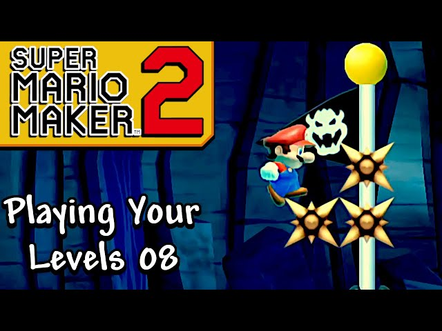 Is This Even Possible??? - Playing Your Super Mario Maker 2 Stages Part 8