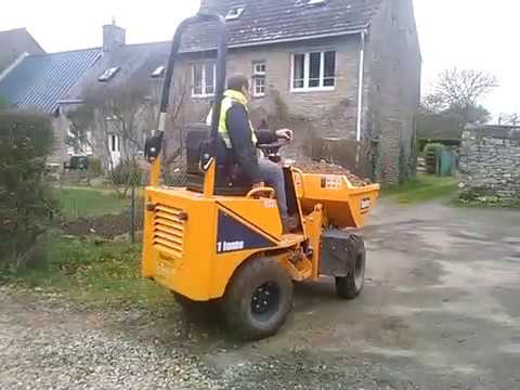Dumper FOSSEY LE BLOND TP / AQUAsoluces