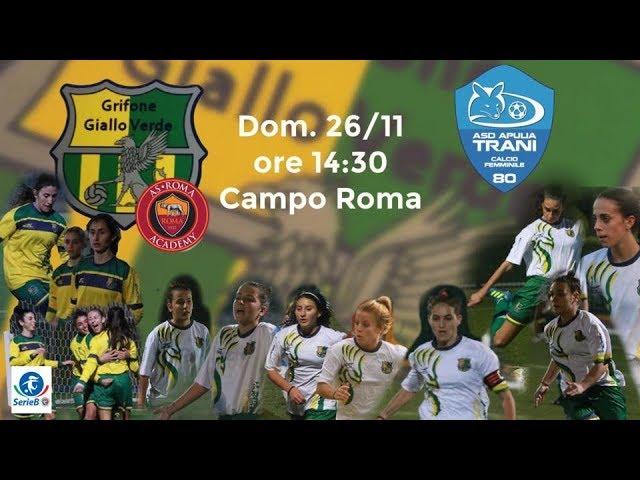 Highlights: Grifone GV - Apulia Trani 2-0
